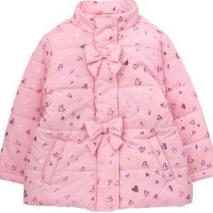 Gymboree | Toddler Girls Puffer Coat